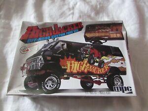 MPC HIGHJACKER Off Road Custom Ford VAN plastic MODEL KIT 1:20 unassembled box