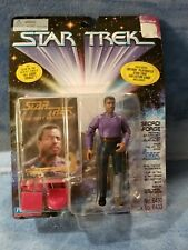 Star Trek The Next Generation Geordi Retired Playmates figure NEW