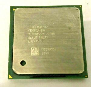 Intel Pentium 4 SL6WT - 2,80GHz / 512KB /800MHz - Sockel 478 #866