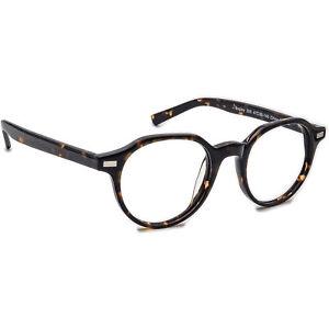 Warby Parker Eyeglasses Begley 200 027 Tortoise Round Frame 47[]20 145