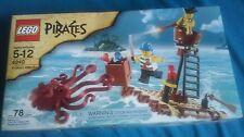 Lego Pirates ~ Kraken Attakckin'  New Retired # 6240 Rare