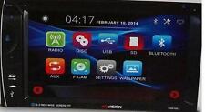 """Xo Vision Xod1851 In-Dash Double Din 6.2"""" Bluetooth Touchscreen Dvd car Receiver"""