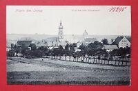 AK MÜGELN in Sa. um 1910 Blick vom alten Wasserwerk auf die Stadt   ( 34386