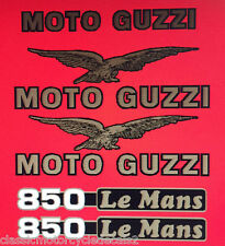 Moto Guzzi Le Mans 850 Decal Set