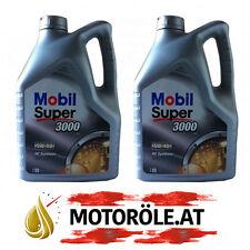 10 (2x5) Liter Mobil Super 3000 X1 5W-40 Motoröl, Porsche A40 - MB 229.3