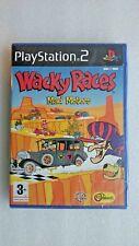 Wacky Races protagonizada por malvados y Muttley (Sony Playstation 2, 2001)