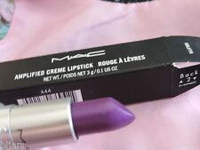 MAC VIOLETTA LIPSTICK AMPLIFIED CREME LIPSTICK  SEE PICTURES