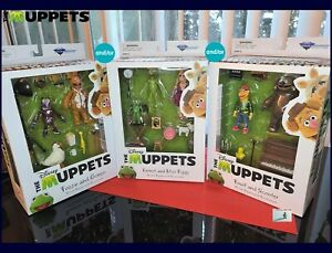 Diamond Select Toys The Muppets Best Of Series 1 Figure 2-Pack Sets NEW STOCK