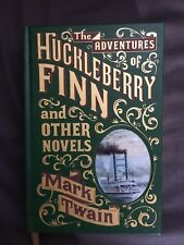 Adventures of Huckleberry Finn and Other Novels (Barnes & Noble Omnibus...