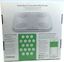 FitTrack Dara Smart BMI Digital Scale - Measure Weight and Body Fat