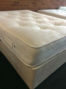 Double Luxury Super Real Orthopaedic 28cm, Extra Firm Mattress! RRP £340!
