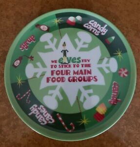 Jon Favreau's Elf Loot Crate Exclusive Dessert Plate Will Ferrell