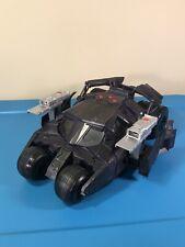 Batman Begins Dark Knight Electronic Batmobile Tumbler - Tested Works