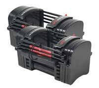 PowerBlock EXP Adjustable Dumbbells (5-50 lbs Per Dumbbell) - NEW! - 1 Pair