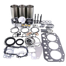 For Kubota D950 Engine Overhaul Rebuild Kit Tractor B7200D B1750D B8200E F2100