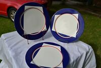 Villeroy & Boch Adam D. Tahiny no. 4, 12 in charger plate/ serving platter