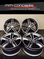 20 Zoll Sommerkompletträder 255/30 20 Reifen Felgen für Audi A6 A4 4F B8 Räder
