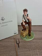 More details for royal doulton farmer figurine hn4487