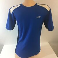 C9 Champion Short Sleeve Shirt Top Athletic Fitness Boys Size Large