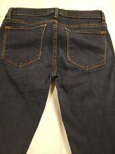 J Brand Womens Jeans 27x31 Babe Starless Flare Dark Wash