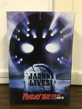 Neca Jason Voorhees Lives Friday The 13th Part VI 6 Sealed Action Figure