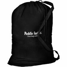 Paddle Faster Banjo Music New Laundry Bag Camp Duffel Events Travel Gifts