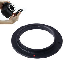 52mm Macro Reverse Adapter Ring F All Nikon DSLR  F Mount Camera D800 D750 D7100