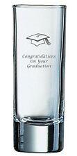 2oz Shot Glass With Graduation Design