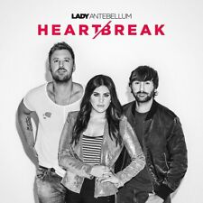 Lady Antebellum - Heartbreak (NEW CD)