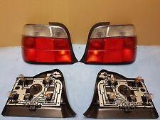 Rueckleuchten BMW e36 Compact M Pack Tail Light red white Original