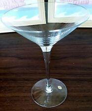 Made in Hungary Crystal Martini Glass