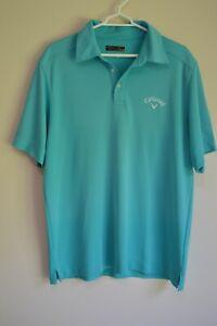 Authentic Callaway Golf Polo Shirt Medium