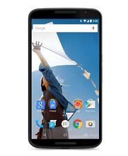 Original Motorola Nexus 6 XT1100 GSM 4G 32GB 5.96'' Wifi GPS Smartphone Blue