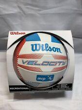 Wilson Velocity Volleyball AVP Recreational Series C1