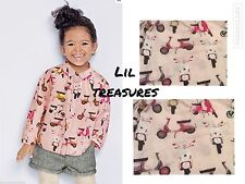 Next Girls' Long Sleeve Shirts & Blouses (2-16 Years)
