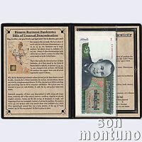 BIZARRE BURMESE BANKNOTE COLLECTION 5 Bills of Unusual Denominations 1985 NE WIN