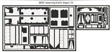 Eduard 1/35 Zimmerit stug.iii ausf.g para DRAGON KITS #35751