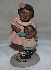 "Miss Martha Originals Lisa #1 All God's Children 6.5"" 1988 Holding Doll"