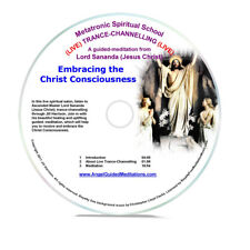Guided Meditation CD No 30  EMBRACING THE CHRIST CONSCIOUSNESS- LORD SANANDA
