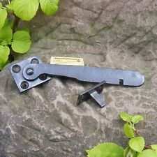 alter Fallriegel Heberiegel m. Riegelfalle 198mm Torriegel Stallriegel Türriegel