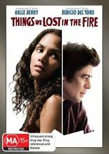 THINGS WE LOST IN THE FIRE - HALLE BERRY DRAMA NEW DVD MOVIE SEALED