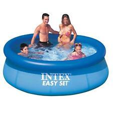 Intex 8ft 8' Foot Easy Fast Set Family/Childrens Swimming Paddling Garden Pool