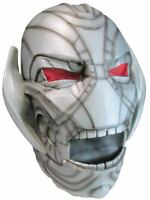 Mask IN Latex Ultron Robot The Avengers Age Of Mask Cosplay Marvel Cinema