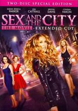 SEX AND THE CITY - THE MOVIE NEW DVD