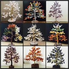 GEM CRYSTAL TREE  AMETHYST CARNELIAN AVENTURINE QUARTZ NEW AGE HEALING REIKI