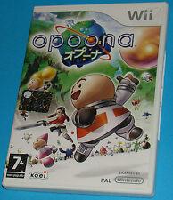 Opoona - Nintendo WII - PAL