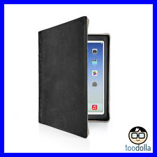 TWELVE SOUTH BookBook Hardback Genuine Leather Case, iPad Air / 9.7 (2017) BLACK