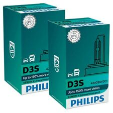Philips Genuine D3S X-treme Vision Gen2 35W +150% up to 4800K 42403XV2- 2 pieces