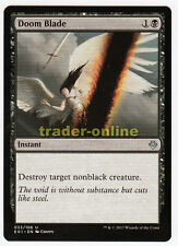 2x Doom Blade (Espada del Destino) Archenemy Nicol bolas Magic