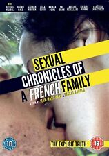 Sexual Chronicles of a French Family - UK REGION 2 DVD